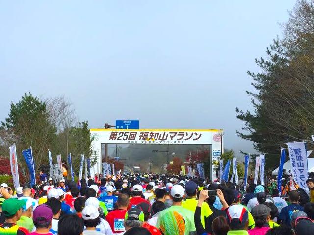 福知山マラソン